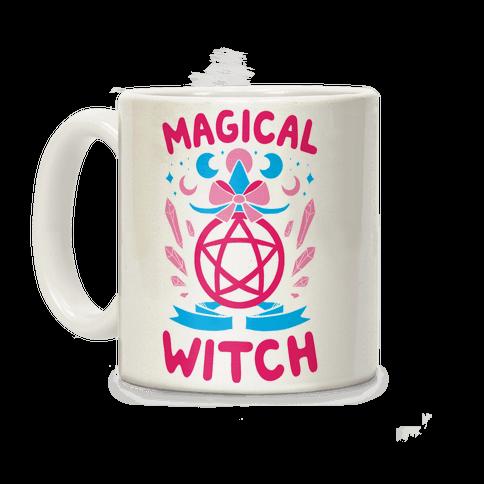 Magical Witch Coffee Mug