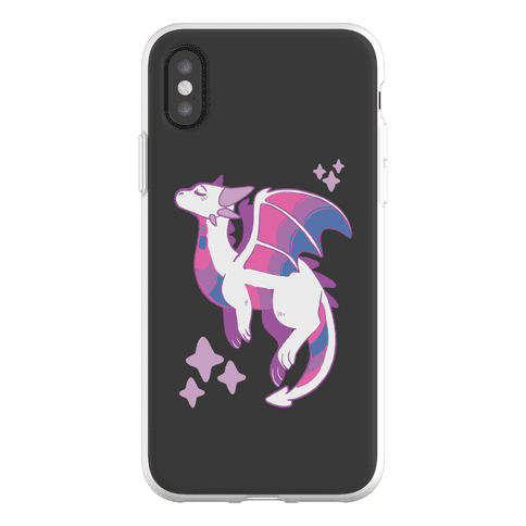 Bi Pride Dragon Phone Flexi-Case