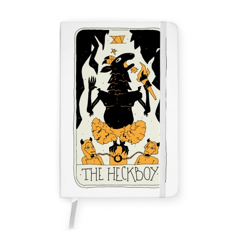 The Heckboy Tarot Card Notebook