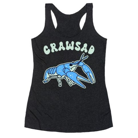 Crawsad Racerback Tank Top
