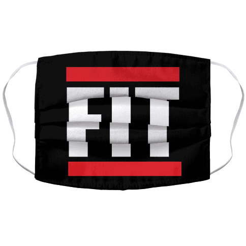 Fit Accordion Face Mask