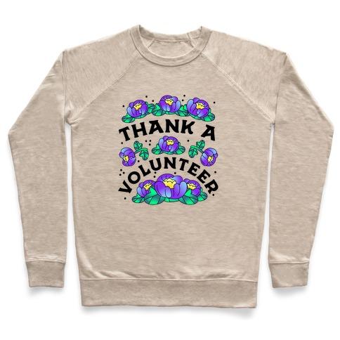Thank a Volunteer Pullover