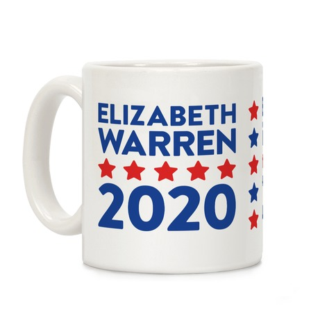 Elizabeth Warren 2020 Coffee Mug