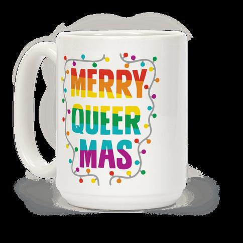 Merry Queer-mas Coffee Mug