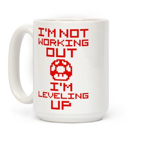 I'm Leveling Up Coffee Mug