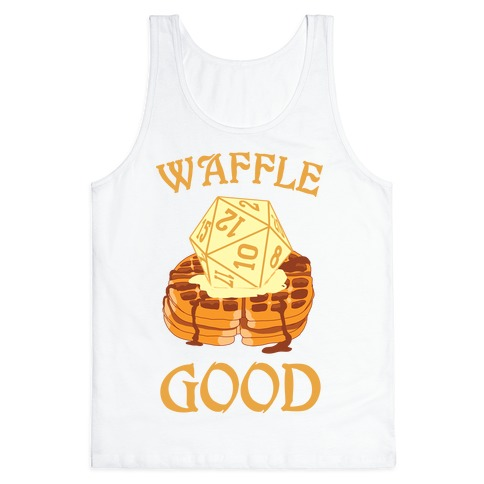 Waffle Good Tank Top