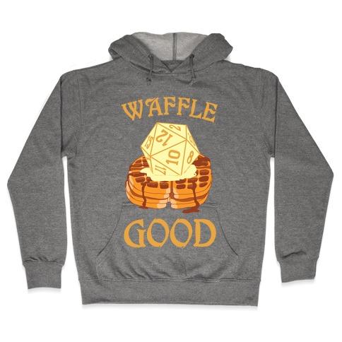 Waffle Good Hooded Sweatshirt