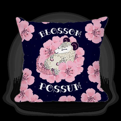 Blossom Possum Pillow