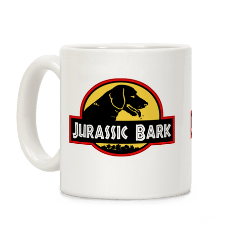 Jurassic Bark Coffee Mug