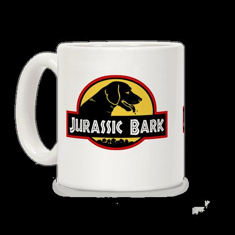 Jurassic Bark Coffee Mug