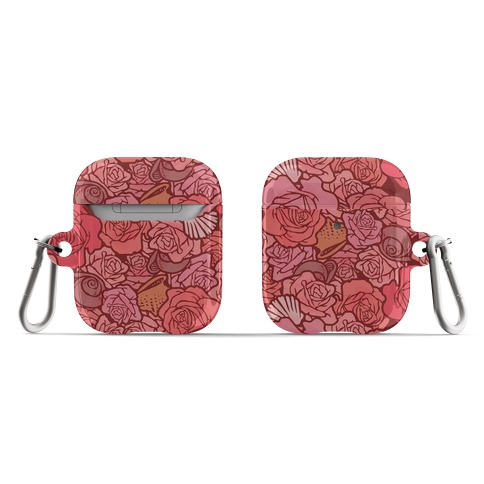 Shells and Roses AirPod Case