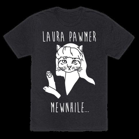 Laura Pawmer Parody White Print