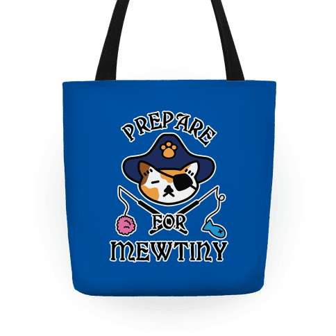 Prepare for Mewtiny Tote