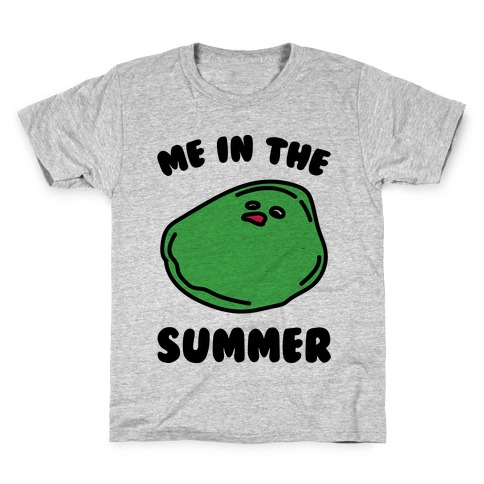 Me In The Summer Kids T-Shirt