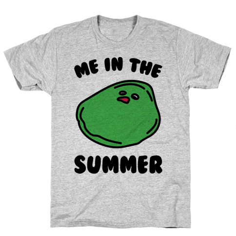 Me In The Summer  Mens T-Shirt