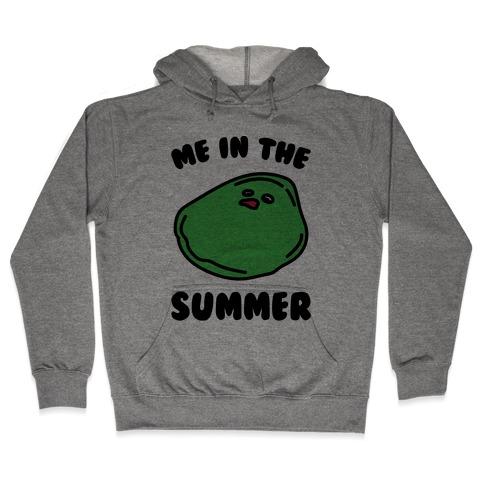 Me In The Summer Hooded Sweatshirt