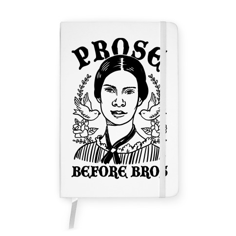 Prose Before Bros Notebook