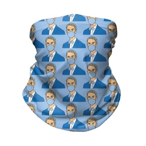 Listen To Science Wear Your Mask Neck Gaiter