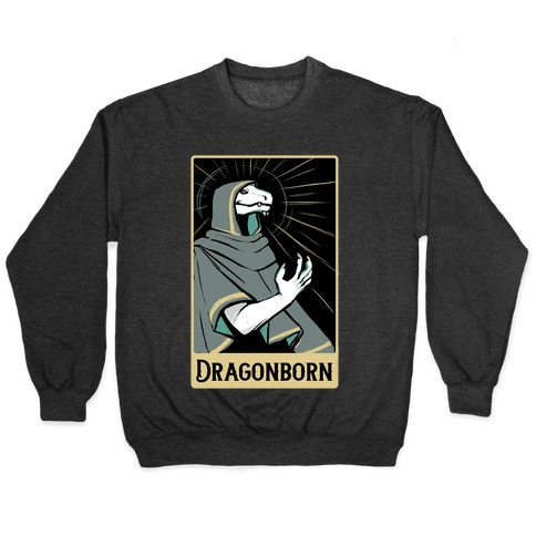 Dragonborn - Dungeons and Dragons Pullover
