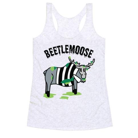 Beetlemoose Racerback Tank Top