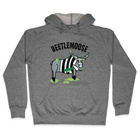 Beetlemoose Hooded Sweatshirt