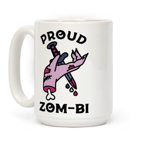 Proud Zom-bi Coffee Mug