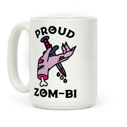 Proud Zom-bi Coffee Mug