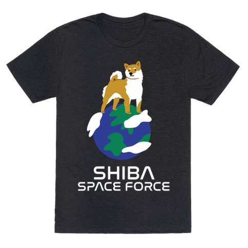 Shiba Space Force T-Shirt