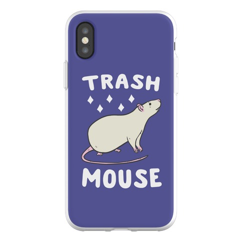 Trash Mouse Phone Flexi-Case