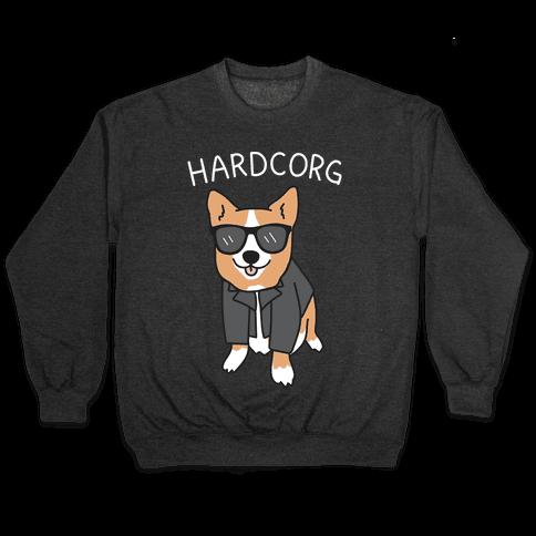Hardcorg Hardcore Corgi Pullover