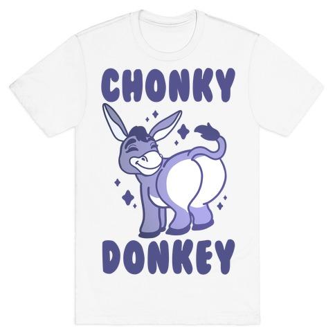 Chonky Donkey T-Shirt