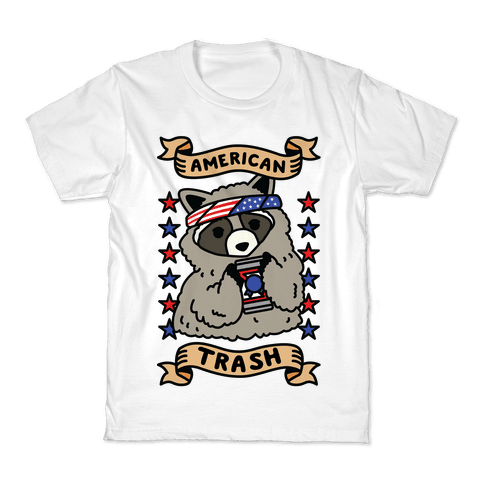 American Trash Kids T-Shirt