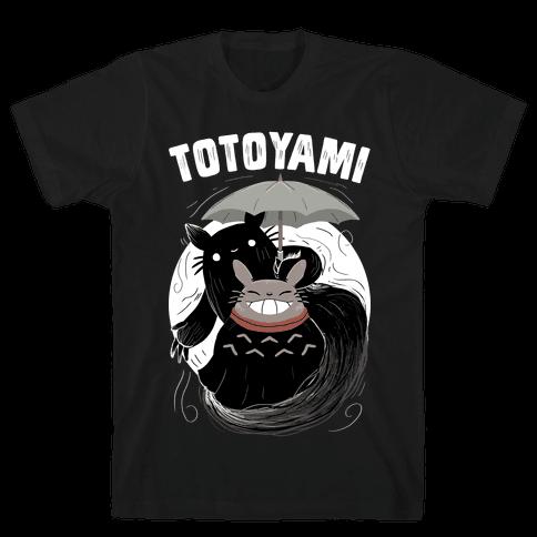 Totoyami Mens/Unisex T-Shirt