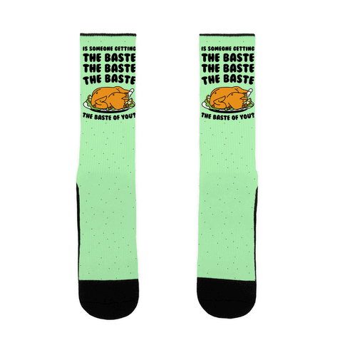 The Baste of You Sock