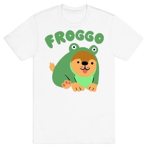 Froggo Doggo Frog T-Shirt