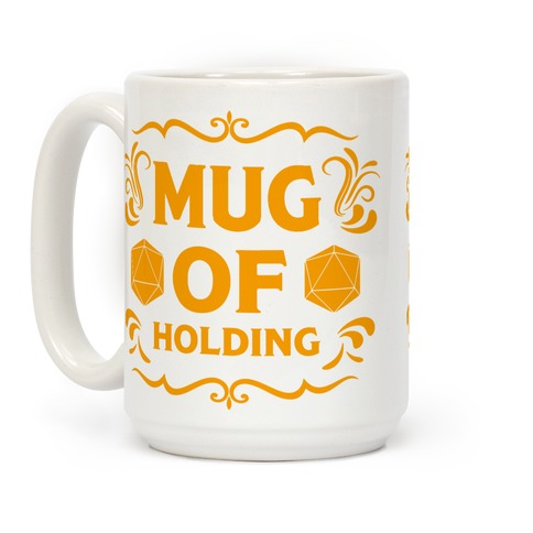 Mug Of Holding Coffee Mug