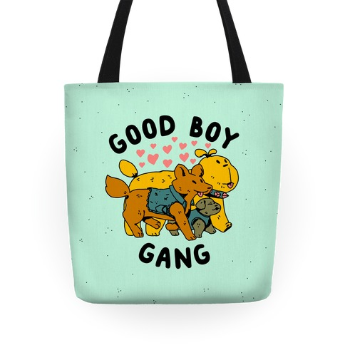 GOOD BOY GANG Tote