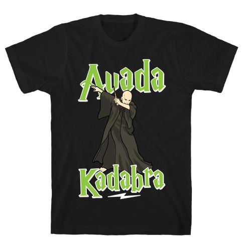 Avada KaDABra Mens T-Shirt