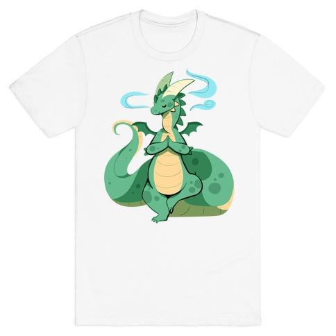 Dragon At Peace T-Shirt