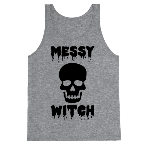 Messy Witch Tank Top