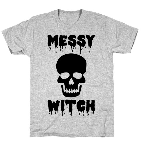 Messy Witch T-Shirt