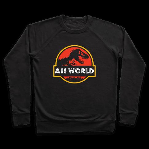 Ass world Pullover