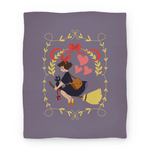 Delivery Witch - Kiki Blanket