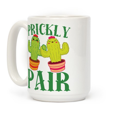 Prickly Pair Coffee Mug