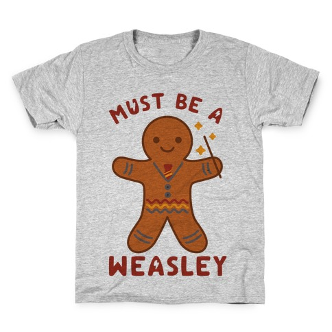 Must Be a Weasley Kids T-Shirt