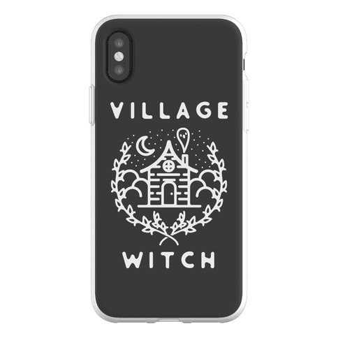 Village Witch Phone Flexi-Case