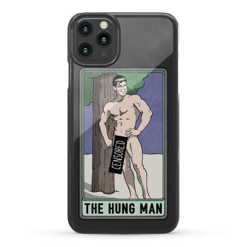 The Hung Man Tarot Phone Case
