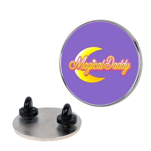 Magical Daddy Pin