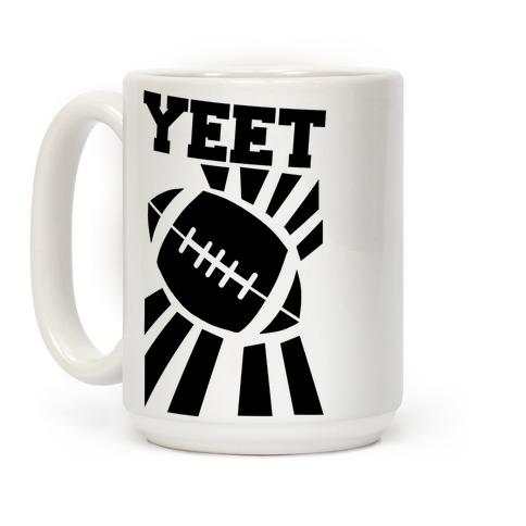 Yeet - Football Coffee Mug