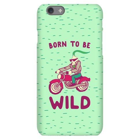 Born to be Wild Onion Phone Case